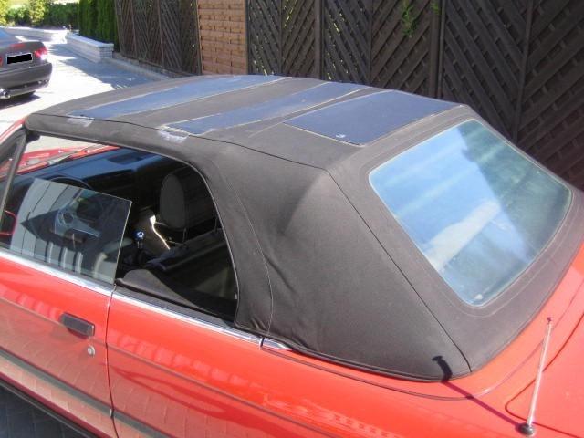 bmw e30 cabrio verdeck erneuert cabrioverdeck service helf. Black Bedroom Furniture Sets. Home Design Ideas