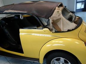 vw k fer 1303 cabrio verdeck erneuert cabrioverdeck. Black Bedroom Furniture Sets. Home Design Ideas