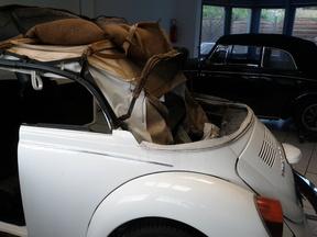 vw k fer 1302 cabriolet verdeck erneuert cabrioverdeck. Black Bedroom Furniture Sets. Home Design Ideas